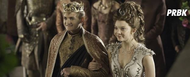 Game of Thrones : la fête au mariage