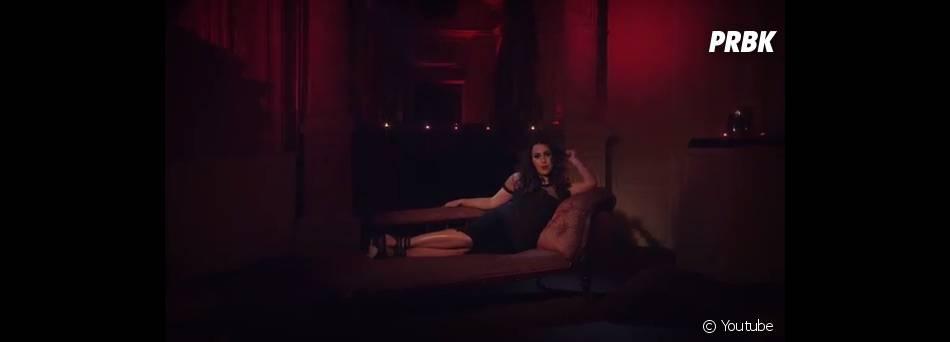 Maude sexy dans le clip Trumpets