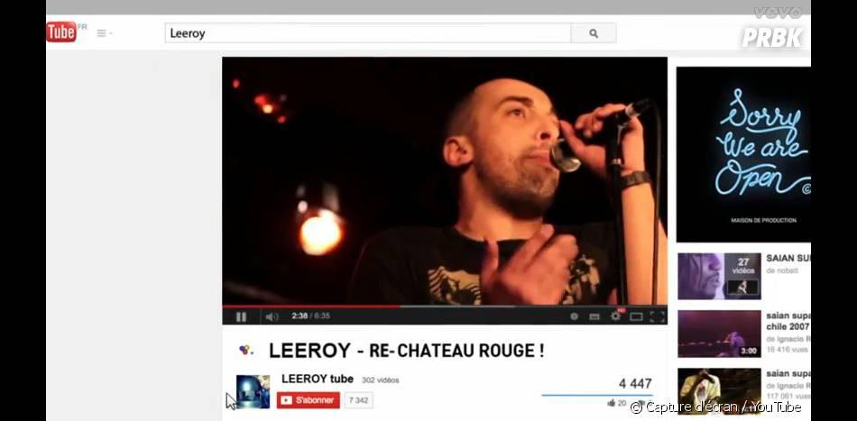 Leeroy : Château Rouge, le clip connecté