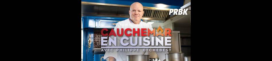 Cauchemar en cuisine : Philippe Etchebest n'a pas la même version que M6 sur les faux clients de l'émission