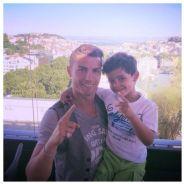 Cristiano Ronaldo et son fils : photo complice pour la Journée de l'Enfance