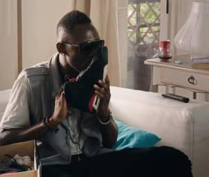 Fastlife : Thomas Ngijol en Usain Bolt
