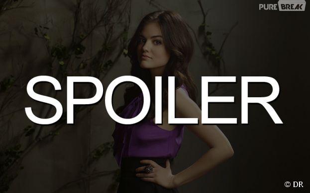 Pretty Little Liars saison 5 : bientôt la réconciliation pour Aria et Ezra ?