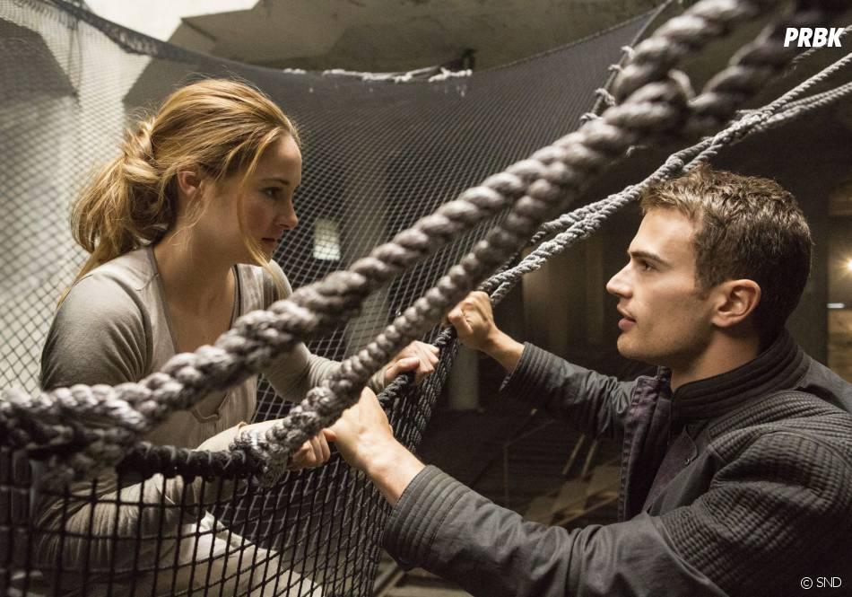 Divergente 2 : Shailene Woodley et Theo James de retour