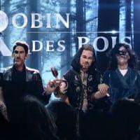 M. Pokora et Robin des bois parodiés dans Les Guignols sur Canal +