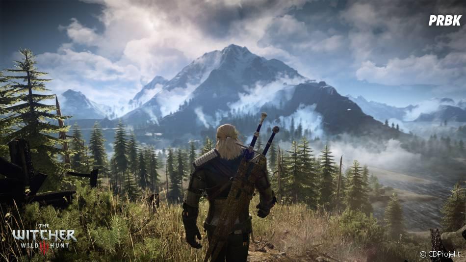 The Witcher 3 sort le 24 février 2014 sur Xbox One, PS4 et PC