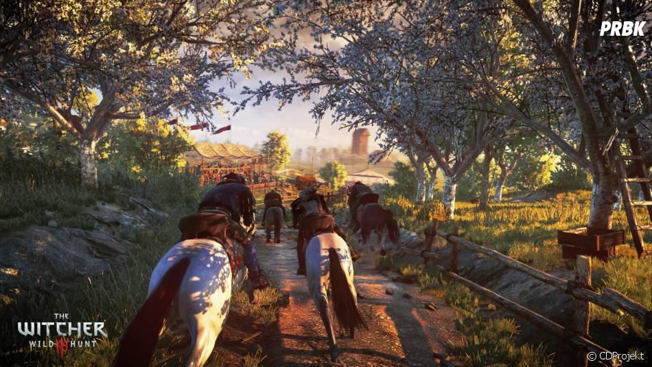 The Witcher 3 est attendu le 24 février 2014 sur Xbox One, PS4 et PC