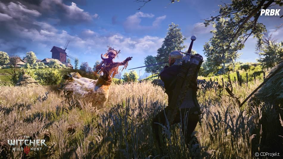 The Witcher 3 est prévu pour le 24 février 2014 sur Xbox One, PS4 et PC