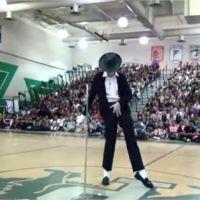 [VIDEO] On a trouvé le meilleur imitateur de Michael Jackson dans un lycée US