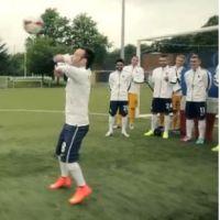 Mathieu Valbuena, Paul Pogba... : petits pas de samba avec Chris Marquès