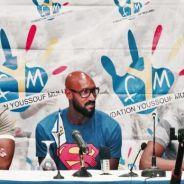 """Nicolas Anelka : un t-shirt """"super quenelle"""" pour Dieudonné à Kinshasa"""