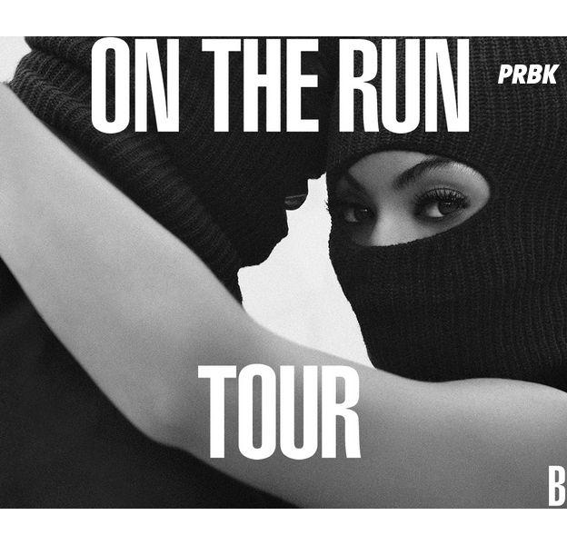 Beyoncé et Jay Z : On The Run Tour de passage au Stade de France à Paris, le 12 et 13 septembre 2014