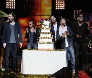 Calogero, Christopge Maé, Yannick Noah... : tous au concert V.I.P spécial anniversaire de RFM aux Folies Bergères à Paris, le 16 juin