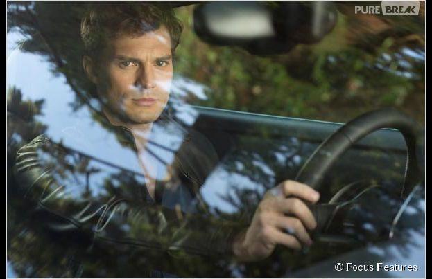 Jamie Dornan sur la première photo officielle du film Fifty Shades of Grey