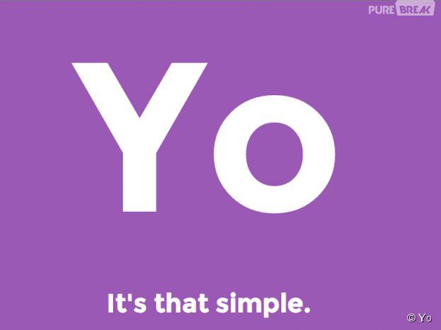 """Yo : une application qui ne permet que d'envoyer des """"Yo"""" à ses contacts"""