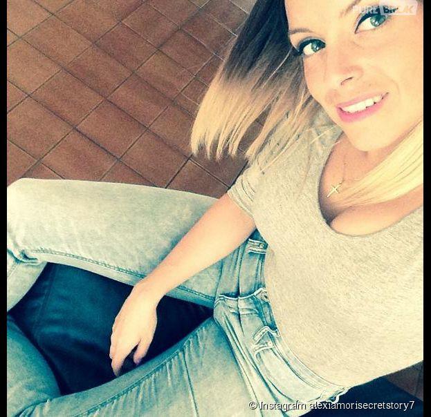 Alexia Mori fête ses 25 ans ce 23 juin