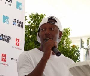 Dizzee Rascal au festival Isle of MTV à Malte, le 25 juin 2014