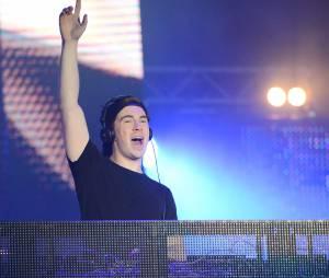 DJ Hardwell au festival Isle of MTV à Malte, le 25 juin 2014