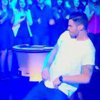 Baptiste Giabiconi : danseur délirant et sexy dans Ce soir tout est permis