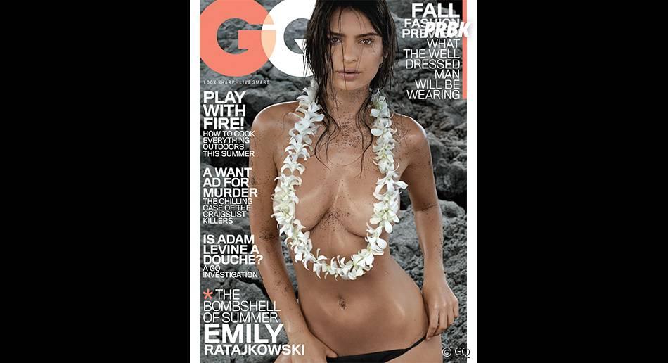 Emily Ratajkowski est en 4ème position du Top 50 des femmes les plus sexy de FHM