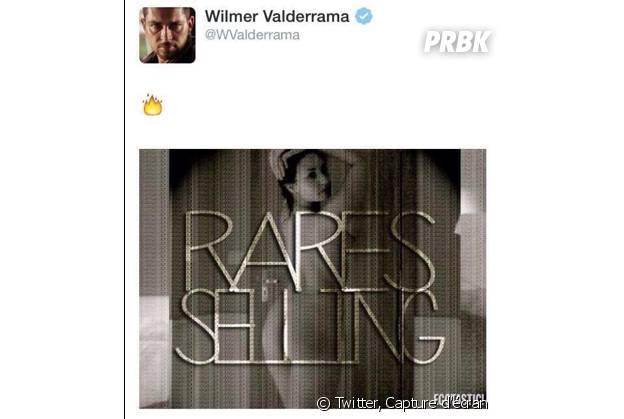 Demi Lovato : un hacker publie des photos d'elle à moitié nue via le compte Twitter de Wilmer Valderrama