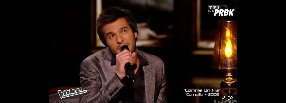 The Voice 3 : Amir vient de dévoiler le clip de 'Candle in the wind'