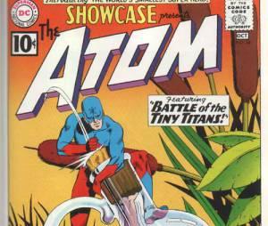 Arrow saison 3 : The Atom face à Oliver Queen