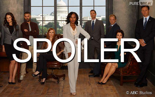 Scandal saison 2 : un nouveau couple dans l'épisode 4