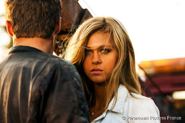 Transformers l'âge de l'extinction : Nicola Peltz en interview exclu