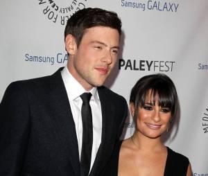 Lea Michele et Cory Monteith : un couple heureux avant la mort de l'acteur