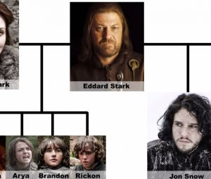 Game of Thrones : qui est la mère de Jon Snow ?