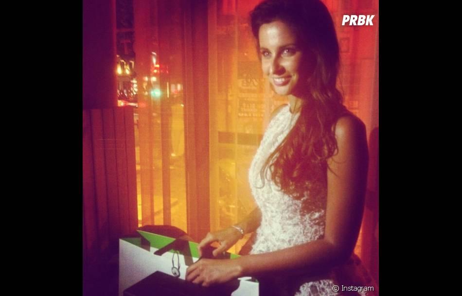 Malika Ménard fête ses 27 ans