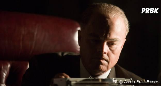 Leonardo DiCaprio en J. Edgar Hoover