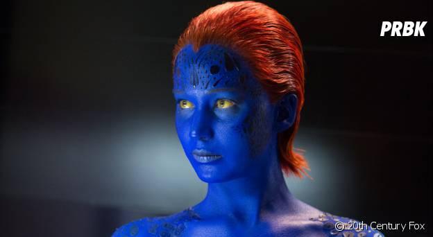 Jennifer Lawrence en Mystique
