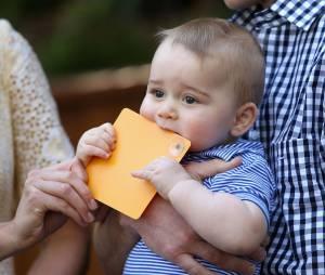 Prince George : le meilleur des photos trop mignonnes du fils de Kate Middleton et du Prince William