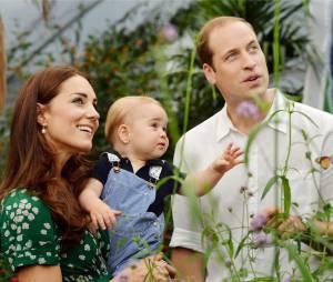 Prince George : de nouvelles photos officielles pour son 1er anniversaire