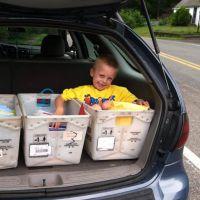 [BUZZ] Malade d'un cancer, il reçoit des milliers de lettres pour ses 6 ans