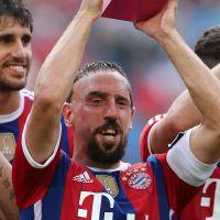 Franck Ribéry : nouveau look barbu... pour faire plaisir à sa femme