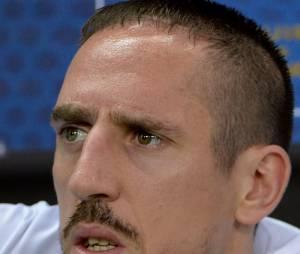 Franck Ribéry : après son forfait à la Coupe du monde 2014, il se laisse pousser la barbe