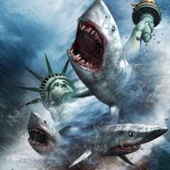Sharknado 2 : les 10 moments les plus délirants (et ridicules) en GIFs