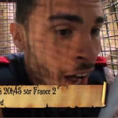 Baptiste Giabiconi et Fauve Hautot : grosse panique dans Fort Boyard