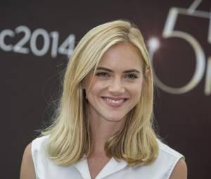 NCIS : Emily Wickersham en interview au 54ème Festival de télévision de Monte Carlo