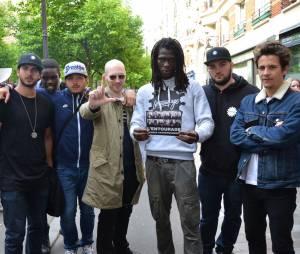 L'Entourage : Abou du collectif n'a plus donné de ses nouvelles depuis le samedi 9 août 2014