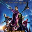 Les Gardiens de la Galaxie est actuellement au cinéma