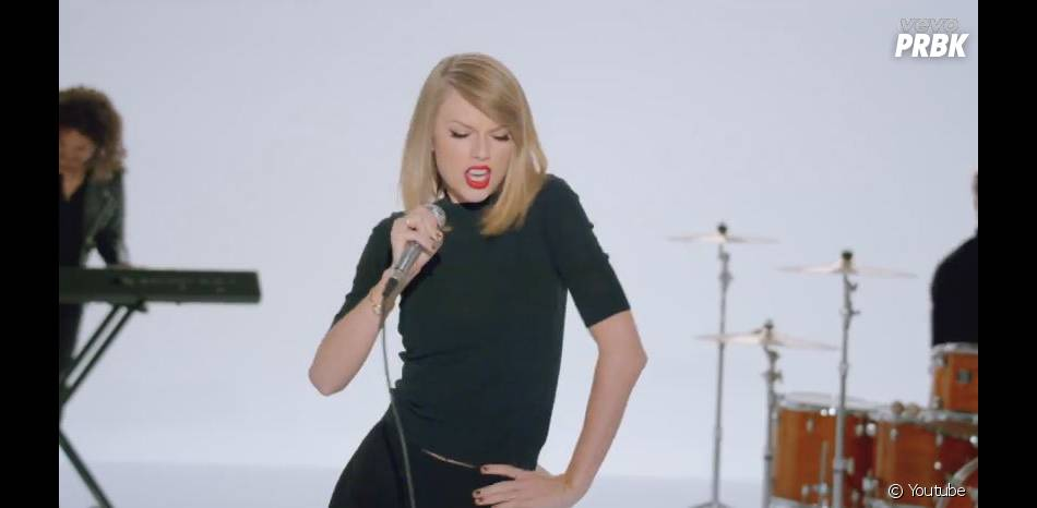 Taylor Swift : Shake It Off, le clip qui change radicalement de style