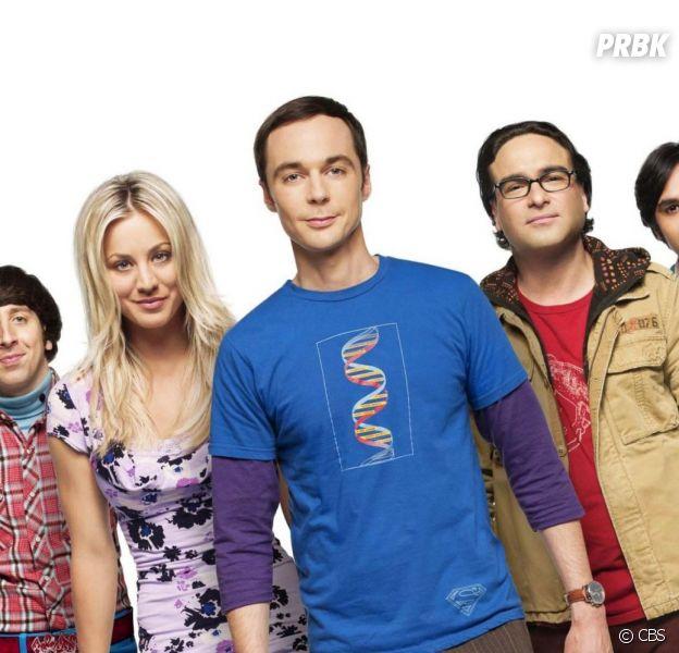 The Big Bang Theory : Kaley Cuoco, Jim Parsons et Johnny Galecki sont les acteurs de séries les mieux payés du petit écran aux Etats-Unis en 2014