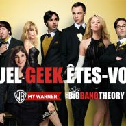 Test My Warner : Quel geek êtes-vous ?