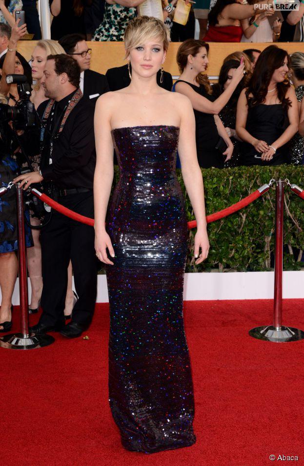 Jennifer Lawrence nue : ses photos piratées