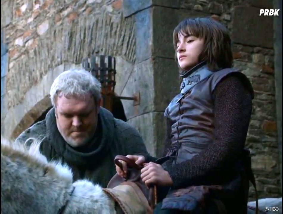 Game of Thrones saison 5 : repos forcé pour Bran et Hodor