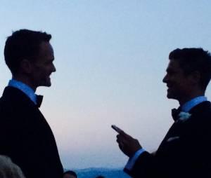 Neil Patrick Harris marié à David Burtka